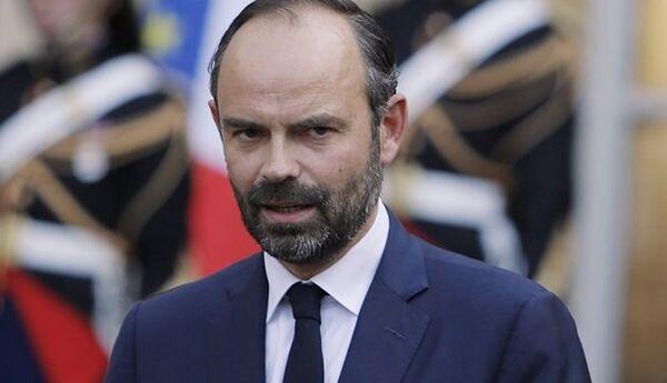 Новый премьер-министр Франции Эдуар Филипп. Архивное фото