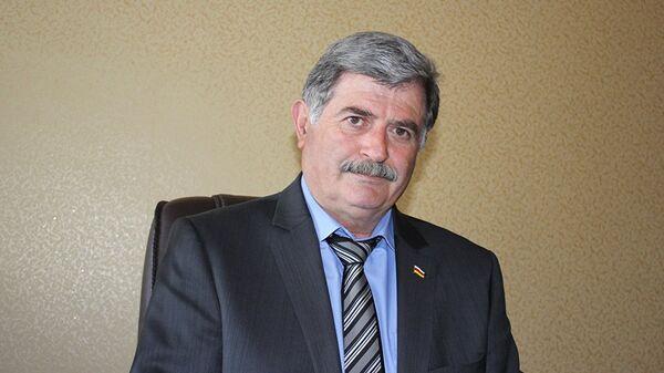 Премьер-министр Южной Осетии Эрик Пухаев