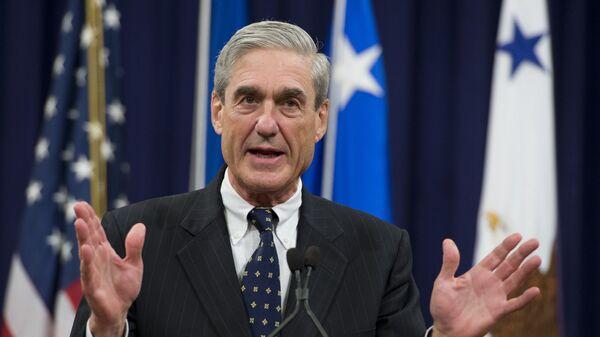 Бывший руководитель Федерального бюро расследований США Робер Мюллер