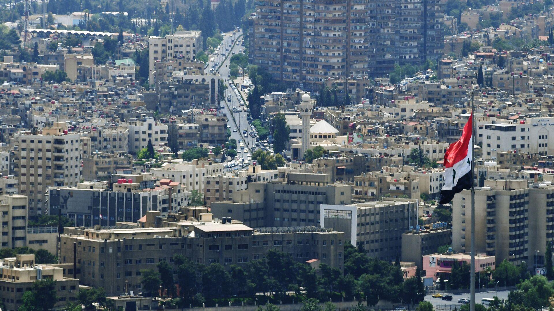 Вид на Дамаск  - РИА Новости, 1920, 10.05.2021