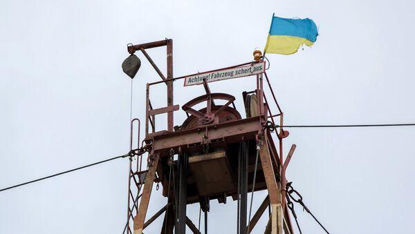 Добыча газа в Львовской области Украины