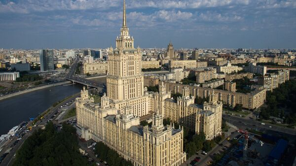 Гостиница Radisson Royal Moscow на Кутузовском проспекте в Москве