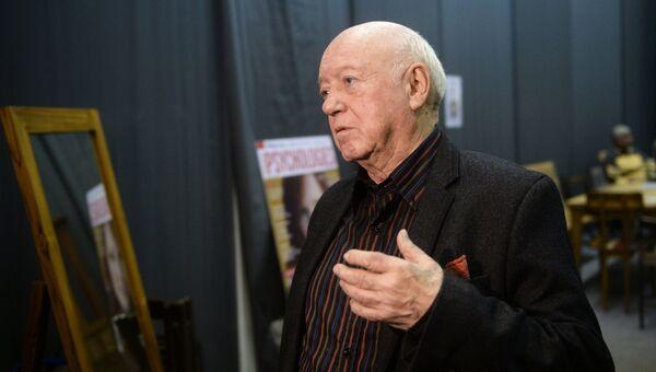 Театральный художник Борис Мессерер