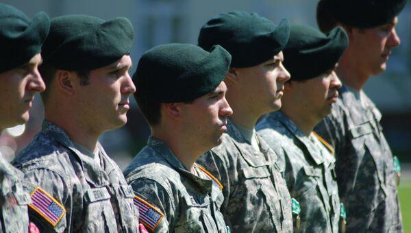 Силы специального назначения США