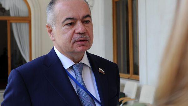 Заместитель председателя Совета Федерации Ильяса Умаханов