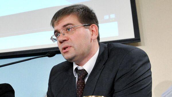 Председатель технической комиссии Межгосударственного авиационного комитета Алексей Морозов. Архивное фото