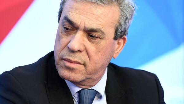 Посол Палестины в Москве Абдель Хафиз Нофаль