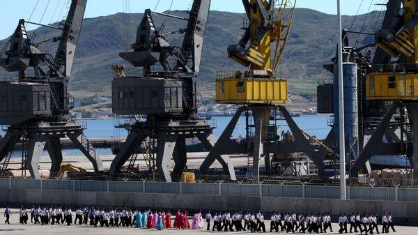 Российская Федерация  собирается предоставить 50 тыс.  тонн гуманитарной пшеницы Северной Корее