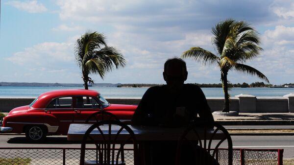 Набережная кубинского города Сьенфуэгос. Архивное фото
