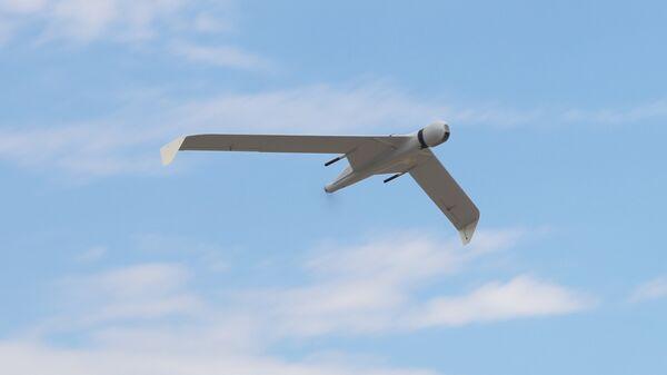 Российский комплекс беспилотной разведки и наблюдения самолетного типа ZALA 421-16Е2