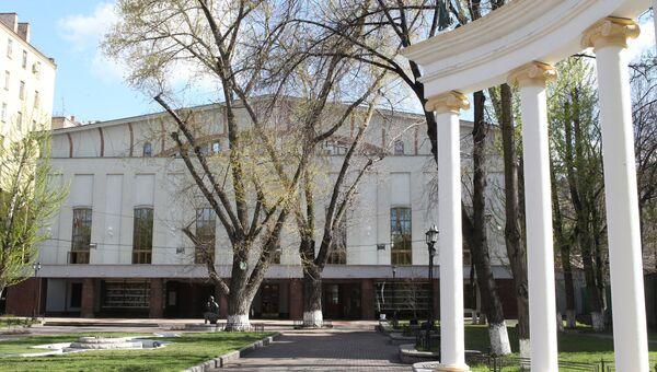 Здание театра имени Моссовета. Архивное фото