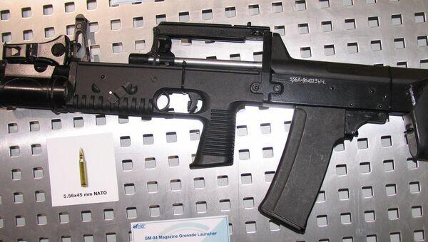 Автоматно-гранатомётный комплекс А-91