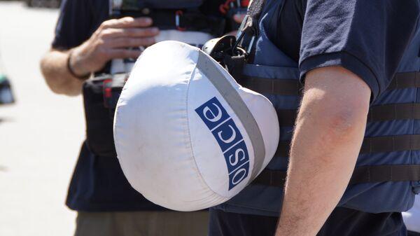 ОБСЕ в Донбассе, архивное фото