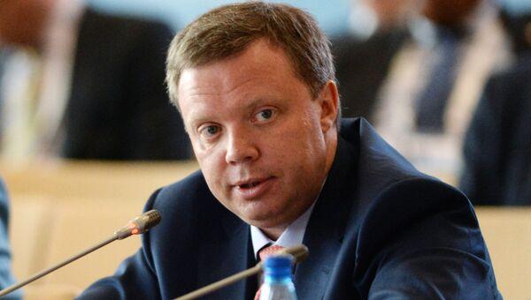 Заместитель генерального директора ГК Росатом Кирилл Комаров