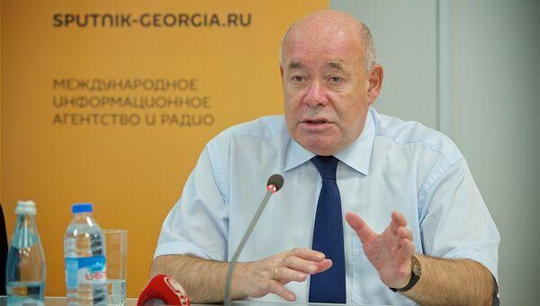 Михаил Швыдкой в редакции Sputnik Грузия