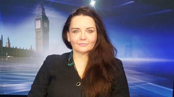 Член британской Партии независимости Элизабет Джонс. Архивное фото