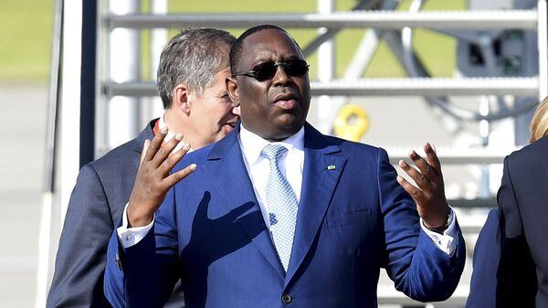 Президент Сенегала Маки Салл
