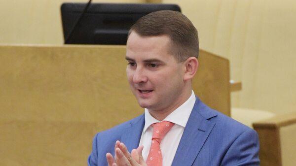 Председатель комитета Государственной Думы РФ по труду, социальной политике и делам ветеранов Ярослав Нилов