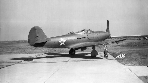 Истребитель Bell P-39 Airacobra