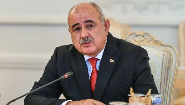 Министр иностранных дел Республики Южная Осетия Дмитрий Медоев. Архивное фото