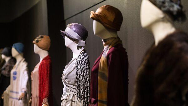 Экспонаты на выставке на ВДНХ. Архивное фото