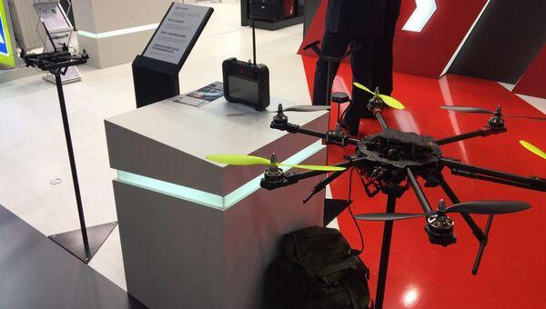 Разведывательные беспилотные летательные аппараты, разработанные холдингом Росэлектроника