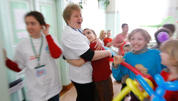 Новый закон о волонтерах будет защищать права добровольцев