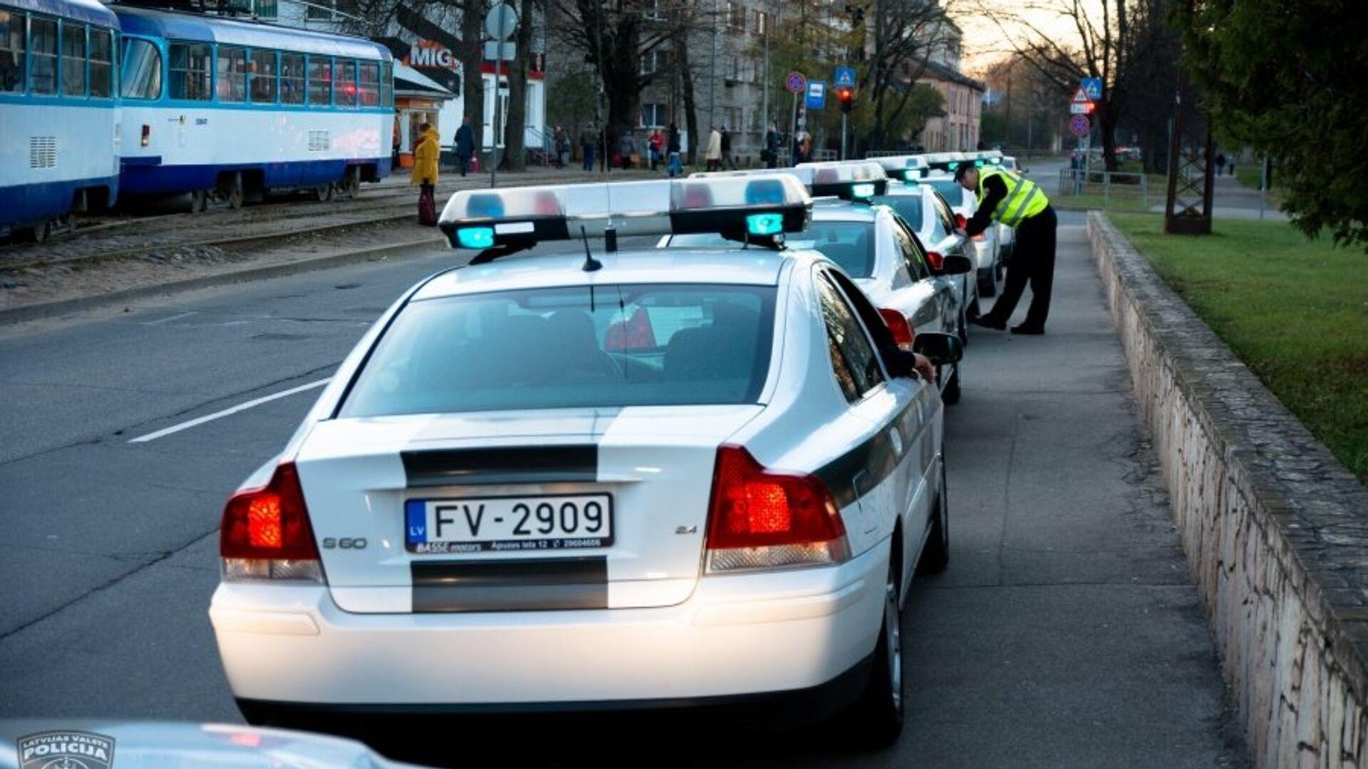 Латвийская полиция - РИА Новости, 1920, 03.12.2020