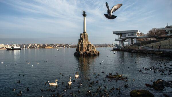 Севастополь. Крым. Архивное фото.