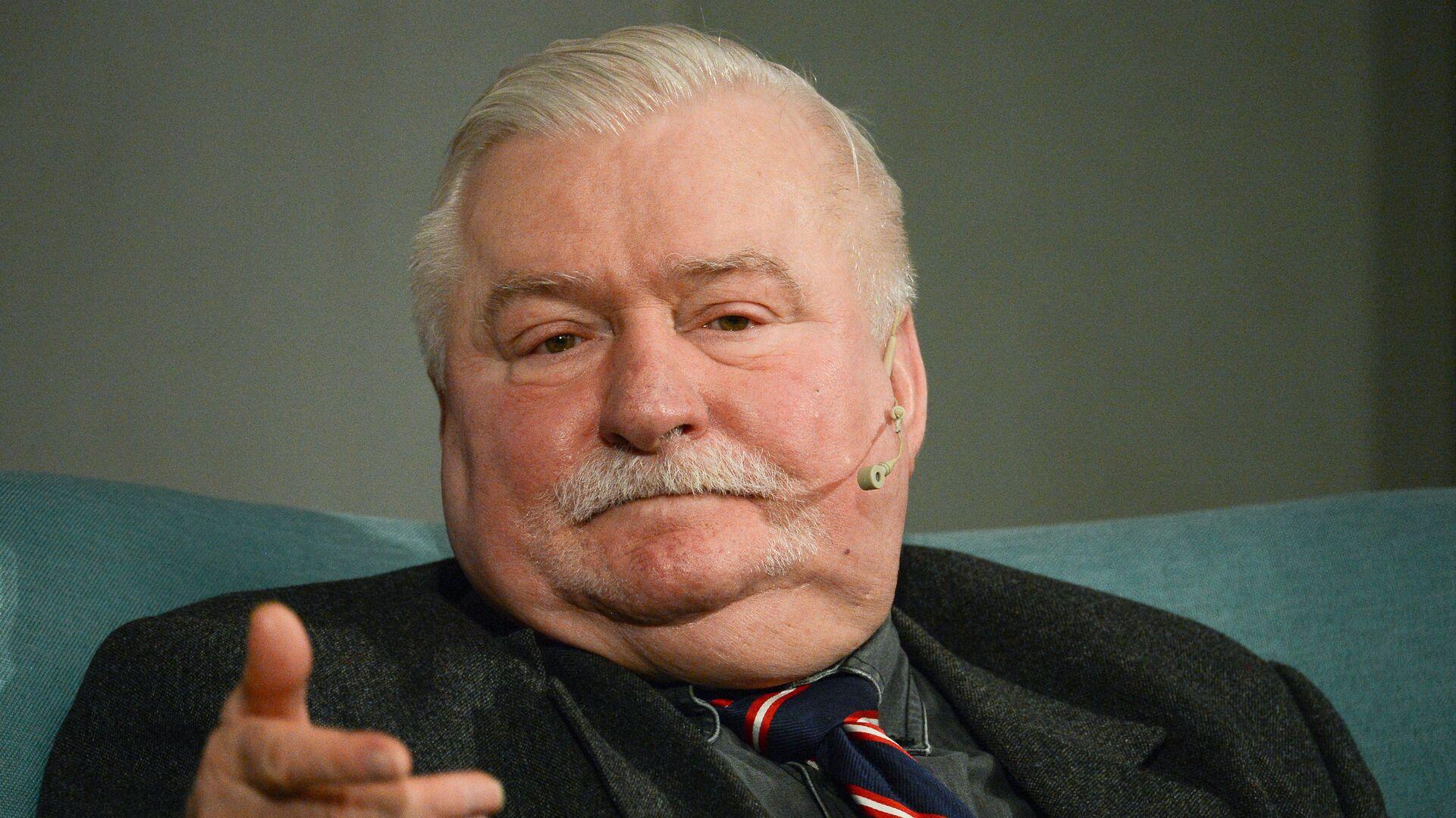 Бывший президент Польши Лех Валенса - РИА Новости, 1920, 08.06.2021