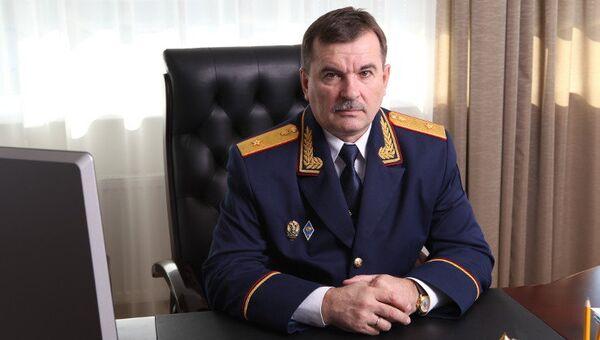 Руководитель следственного управления Следственного комитета по Свердловской области Валерий Задорин. Архивное фото