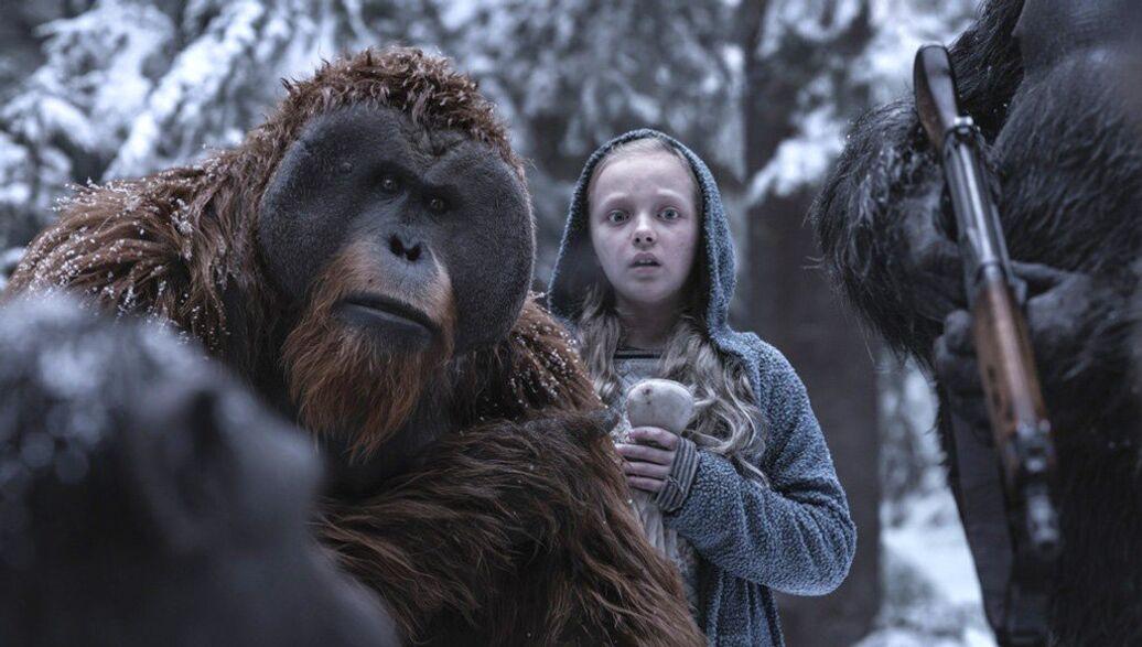 Порно пародия фильма планета обезьян в порно