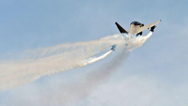 Многоцелевой истребитель Typhoon. Архивное фото