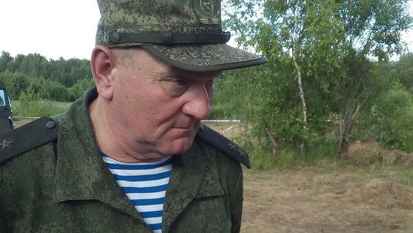 Начальник штаба ВДВ России генерал-лейтенант Николай Игнатов. Архивное фото