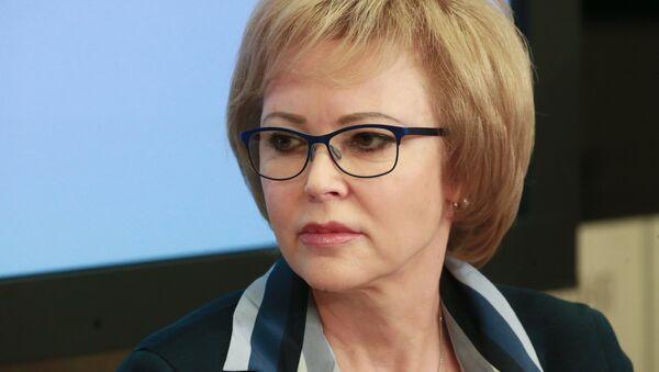 Депутат Госдумы Татьяна Соломатина. Архивное фото