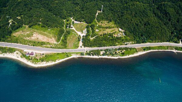 Черноморское побережье Краснодарского края