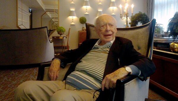 Джеймс Уотсон, известный биолог и нобелевский лауреат