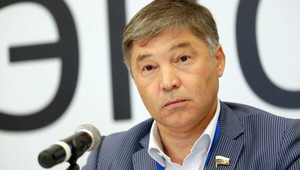 Председатель Федерального политического комитета партии Гражданская Платформа Рифат Шайхутдинов. Архивное фото