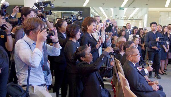 Фестиваль к 120-летию дипотношений России и Таиланда
