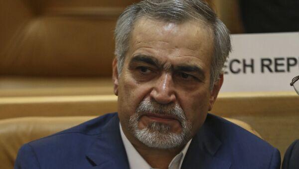 Брат президента Ирана Хуссейн Ферейдун