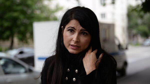 Заместитель главы столичной Общественной наблюдательной комиссии Ева Меркачева