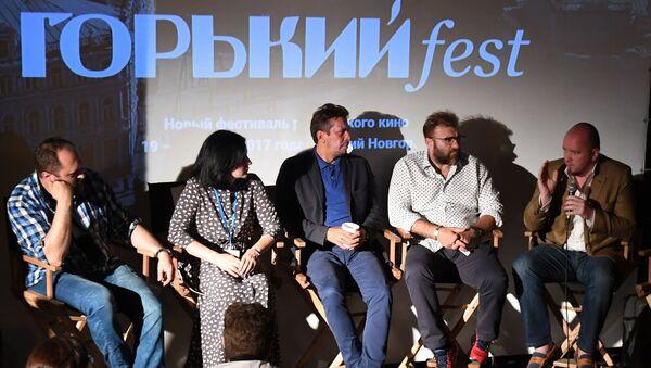 Первый фестиваль актуального кино Горький fest. День четвертый