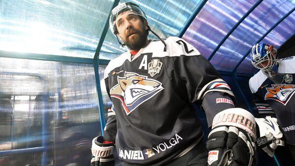 Хоккеист Данис Зарипов