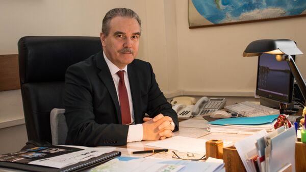 Юрий Анатольевич Филатов, назначенный чрезвычайным и полномочным послом Российской Федерации в Ирландии