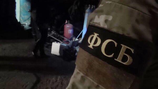 ФСБ задержала уроженцев республик Центральной Азии, которые готовили теракт в Санкт-Петербурге