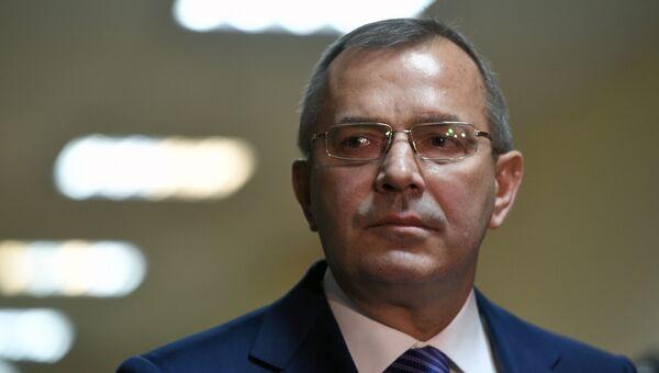 Бывший секретарь Совета национальной безопасности и обороны (СНБО) и первый вице-премьер Украины Андрей Клюев