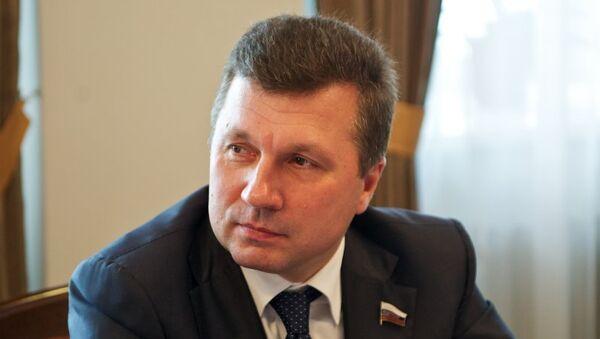 Член Совета Федерации Федерального собрания Российской Федерации Валерий Васильев. Архивное фото