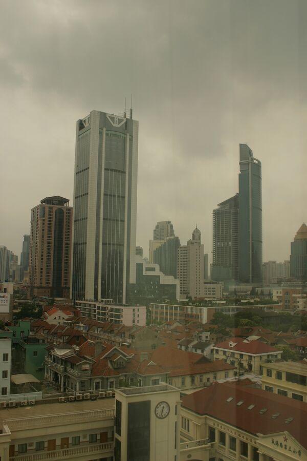 Китай. Шанхай