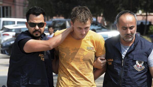 Задержанный в Турции гражданин России Ренат Бакиев. Архивное фото