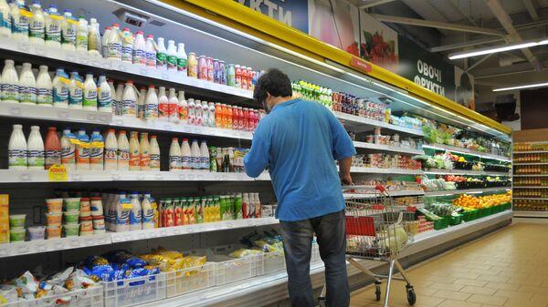 Магазин продуктов питания во Львове